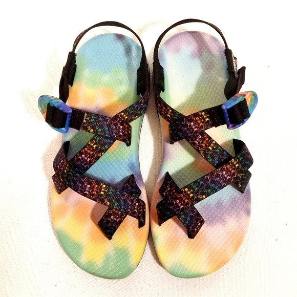 14f7a5ac868 CHACO ZCLOUD LIMITED EDITION GRATEFUL DEAD EDITION